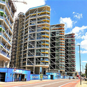 Riverlight - Nine elms Rd. London 3