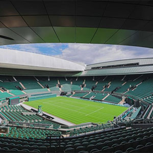 Wimbledon Court No 1 Retractable Roof Glass Facades